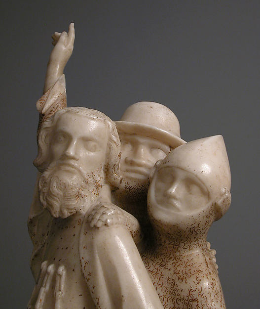 The Centurion and Two Soldiers, from a Crucifixion Group