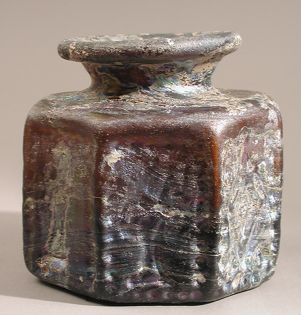 Octagonal Bottle