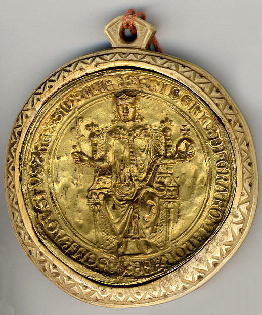 Seal with Frederick II