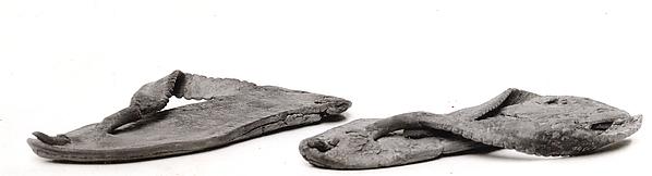 Pair of Child's Sandals