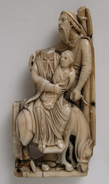 Relief of the Holy Family