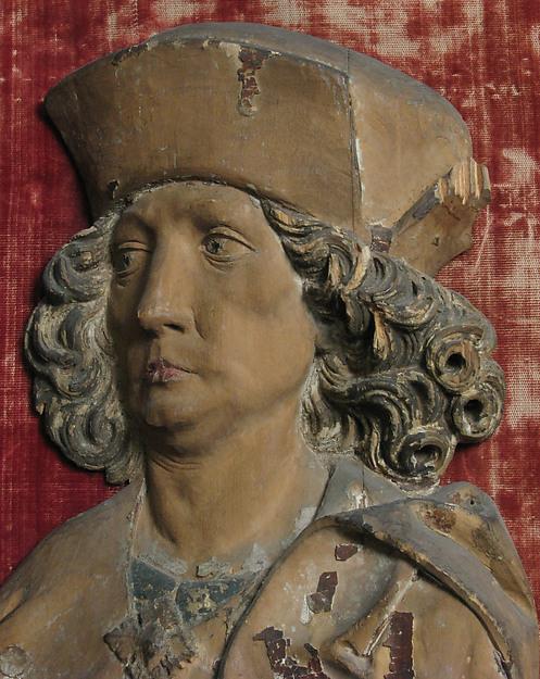 Male Relief Figure