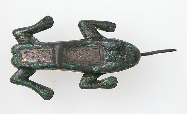 Animal-Shaped Brooch