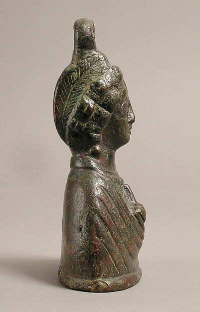 Weight in the Shape of a Byzantine Empress