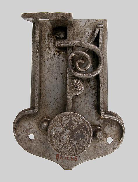 Rim of lock