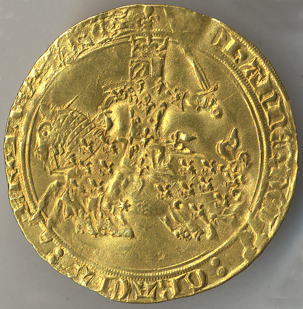 Franc à Cheval of John the Good