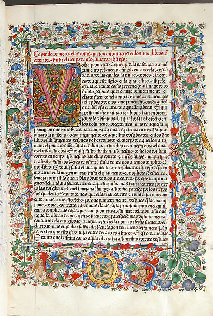 "Spanish Translation of Saint Augustine's ""City of God"""