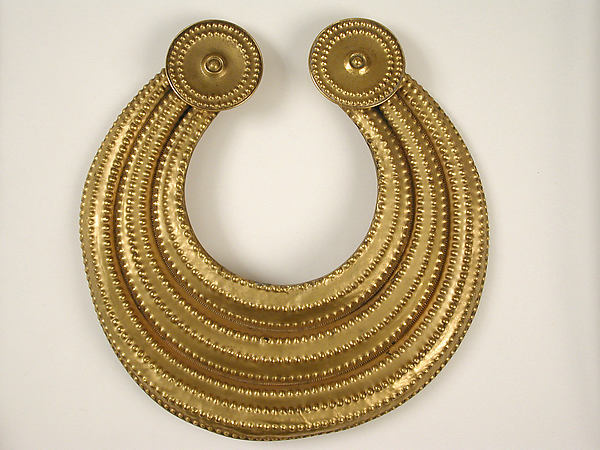 Crescent or Gorget
