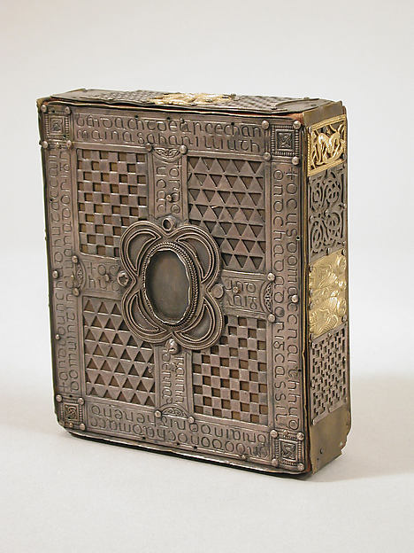 Book or Shrine, Cumdach of the Stowe Missal
