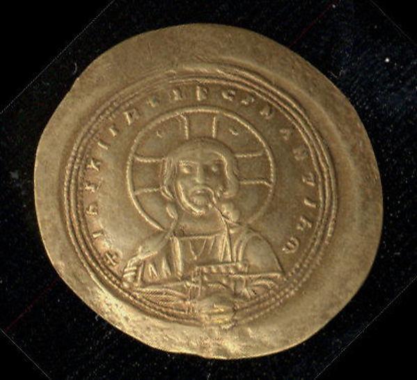 Histamenon of Constantine IX Monomachos (1042-55)