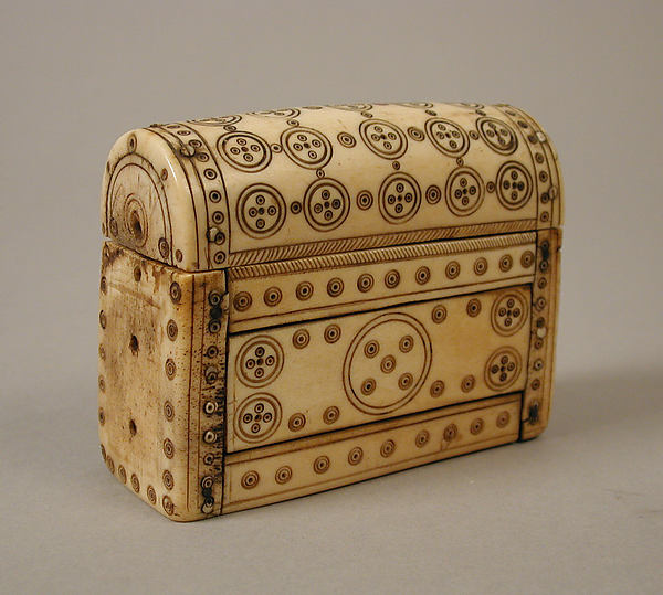 Container for Holy Oils