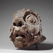 Head of a Grotesque