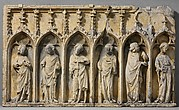 Six Apostles from Retable