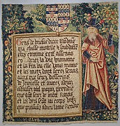 The Poet with His Epilogue (from The Hunt of the Frail Stag)