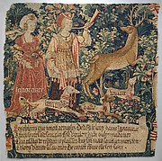 Vanity Sounds the Horn and Ignorance Unleashes the Hounds Overconfidence, Rashness and Desire (from The Hunt of the Frail Stag)