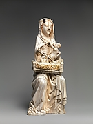 Virgin and Child with Cradle