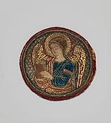 Medallion, Embroidered