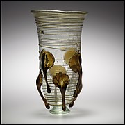 "Glass ""Claw"" Beaker"