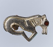 Horse-Shaped  Brooch