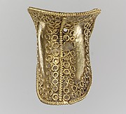 Gold Ornament from a Sword Grip