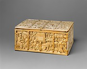 Casket with Scenes from Romance