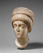 Head, Possibly of Empress Flaccilla