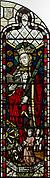 Panel with St. Catherine of Alexandria