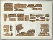 Papyri Fragments