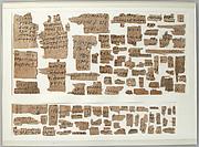 Papyri Fragments