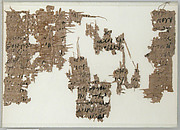 Papyrus Fragments
