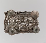 Counter Plate of a Belt Buckle