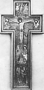Orphrey, Cross