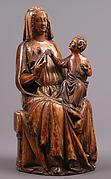Seated Virgin & Child