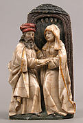 Saint Anna and Saint Joachim
