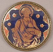 Medallion with Saint Peter