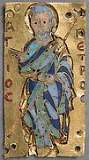 Plaque with Saint Peter