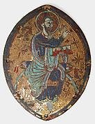 Plaque of Blessing Saint