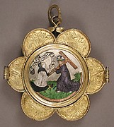 Reliquary Pendant