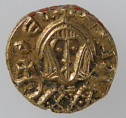 Gold Tremissis of Theophilos