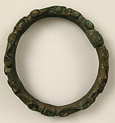 Bracelet with Spiral Designs