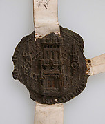 Seal Impression, Municipal Seal of Middelburg
