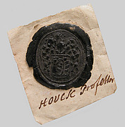 Seal Impression, Coat of Arms