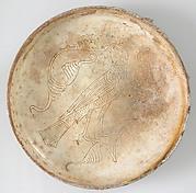 Bowl with Bird of Prey