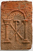 Terracotta Tomb Plaque