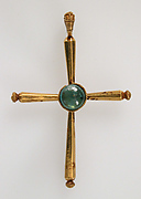 Pendant, Latin Cross