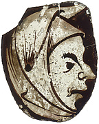 Head of a Male Peasant