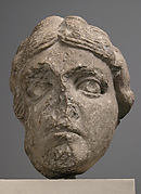 Head of a Youth