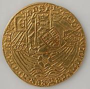 Rose Noble, Edward IV (1461-1483)