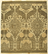 Textile with Animals