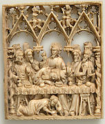 Plaque with the Last Supper